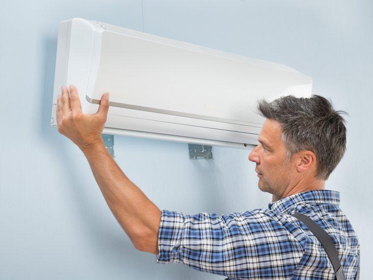 Recharge de climatisation